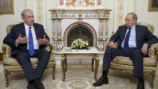 Netanyahu advierte a Putin: Irán es una amenaza para Rusia