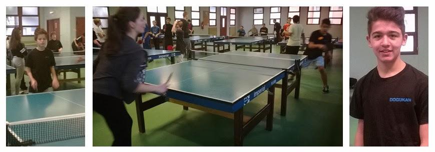 Association sportive du coll ge foch de haguenau tennis - La table des chevaliers haguenau ...
