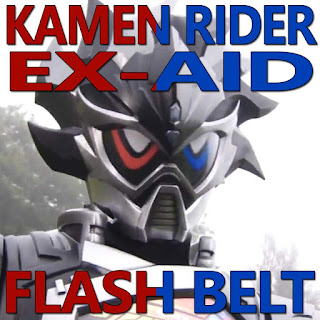 Kamen Ex Aid Ryuki Fighting