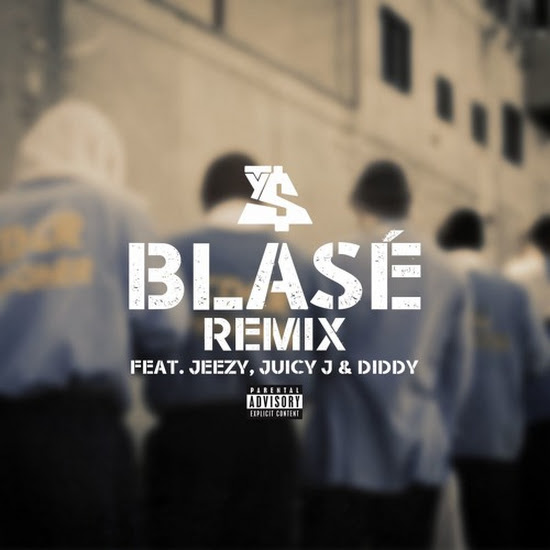 Ty Dolla $ign - Blasé (Remix) (Feat. Jeezy, Juicy J & Puff Daddy)