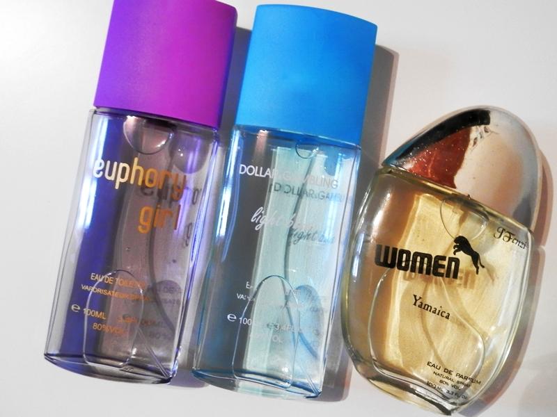 O tańszej alternatywie- zapachy dla mnie i dla domu.