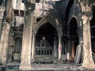 Cristãos iraquianos ainda temem retornar aos seus locais de origem