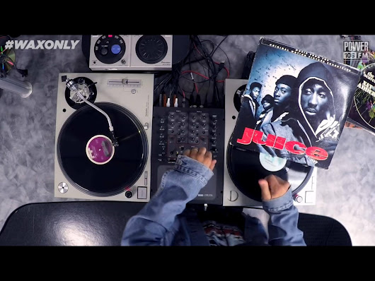 25th Anniversary of Juice: Classic Samples