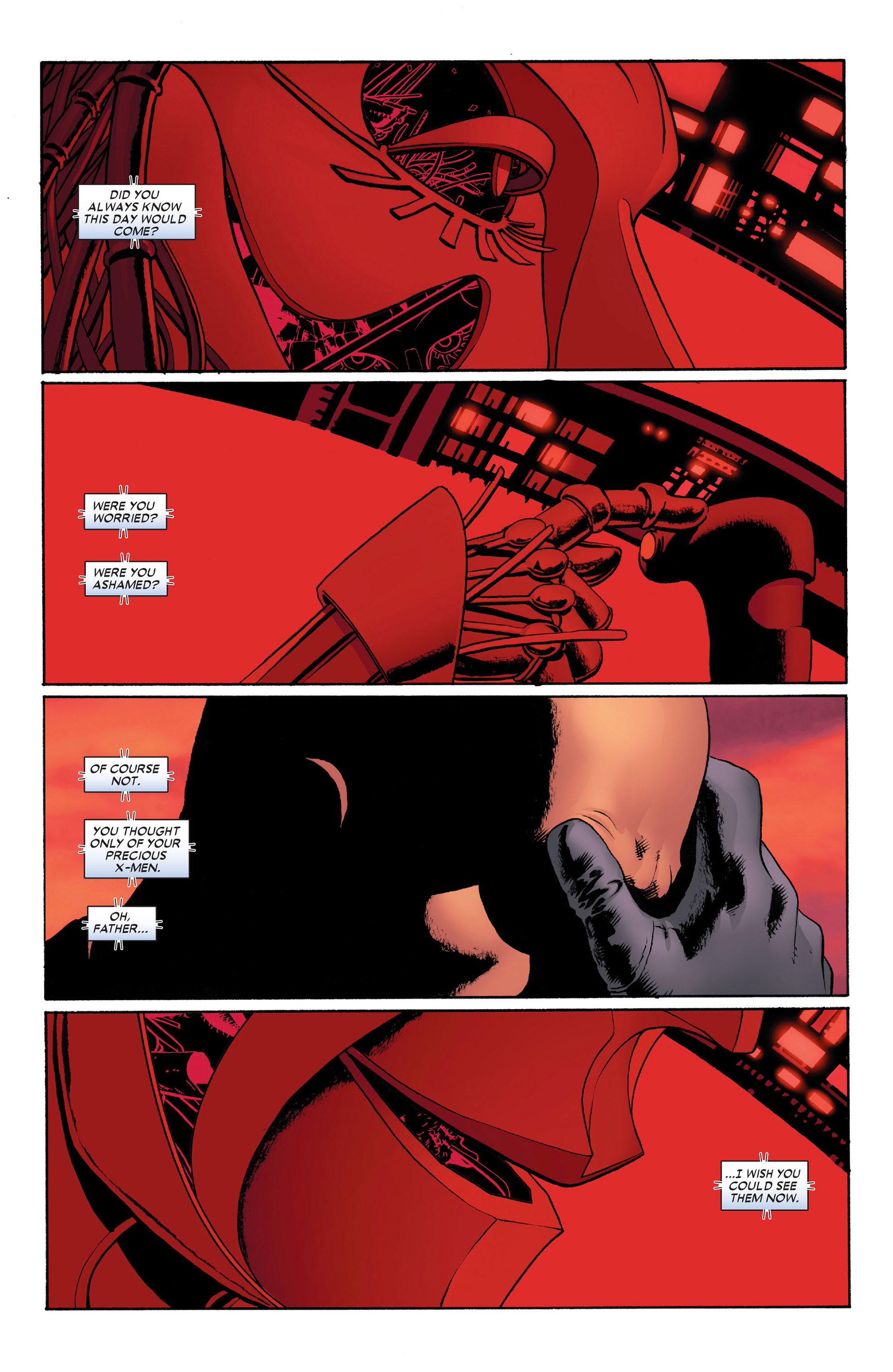 Read online Astonishing X-Men (2004) comic -  Issue #10 - 4
