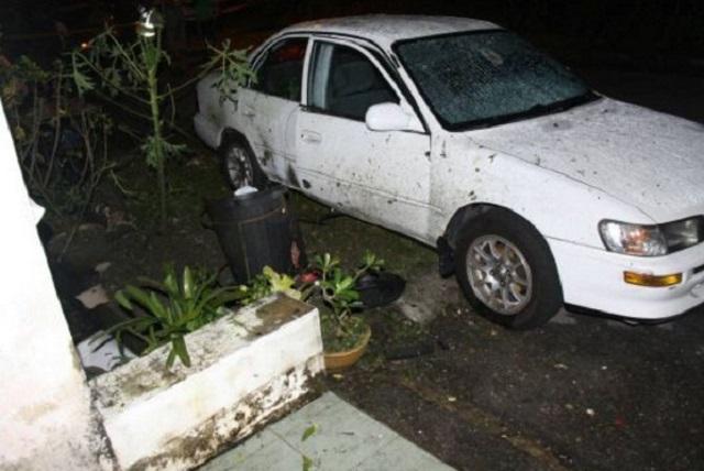 Tak Bayar Hutang, Lelaki Hampir Maut Di Bom Along