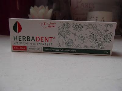 Parodontol gél Herbadent