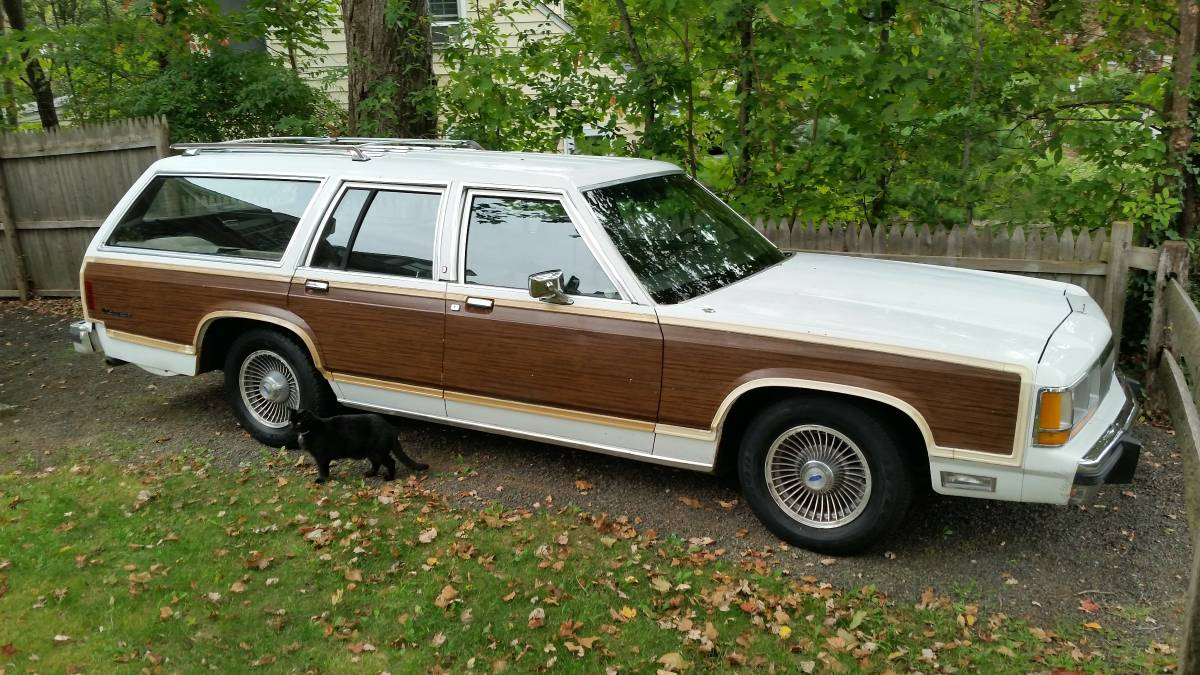Daily Turismo: Family truckster- 1990 Ford Country Squire ...