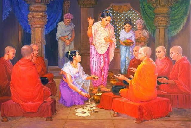 148. Kinh Sáu sáu- Kinh Trung Bộ - Đạo Phật Nguyên Thủy
