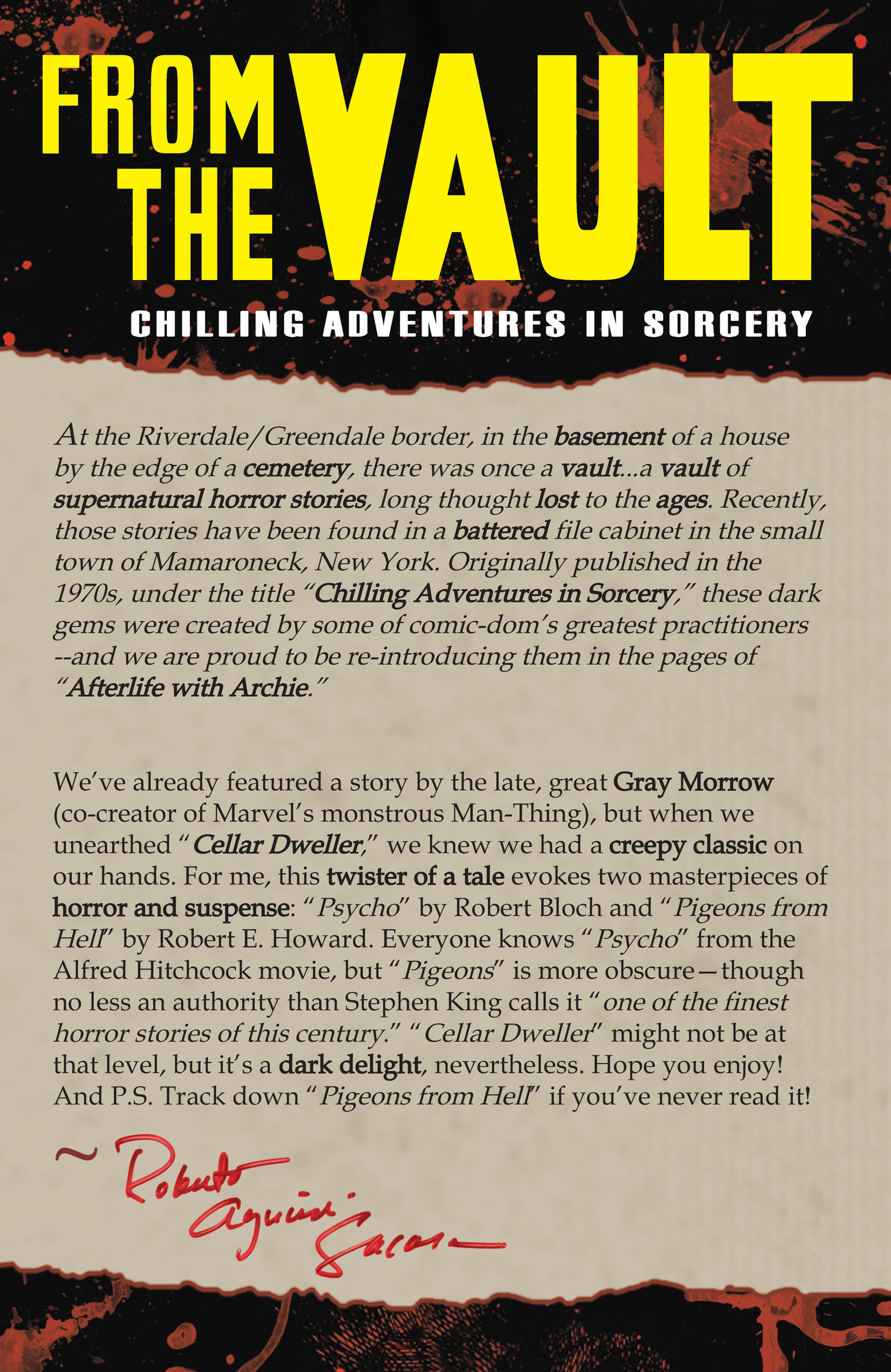 Read online Afterlife with Archie comic -  Issue #4 - 27