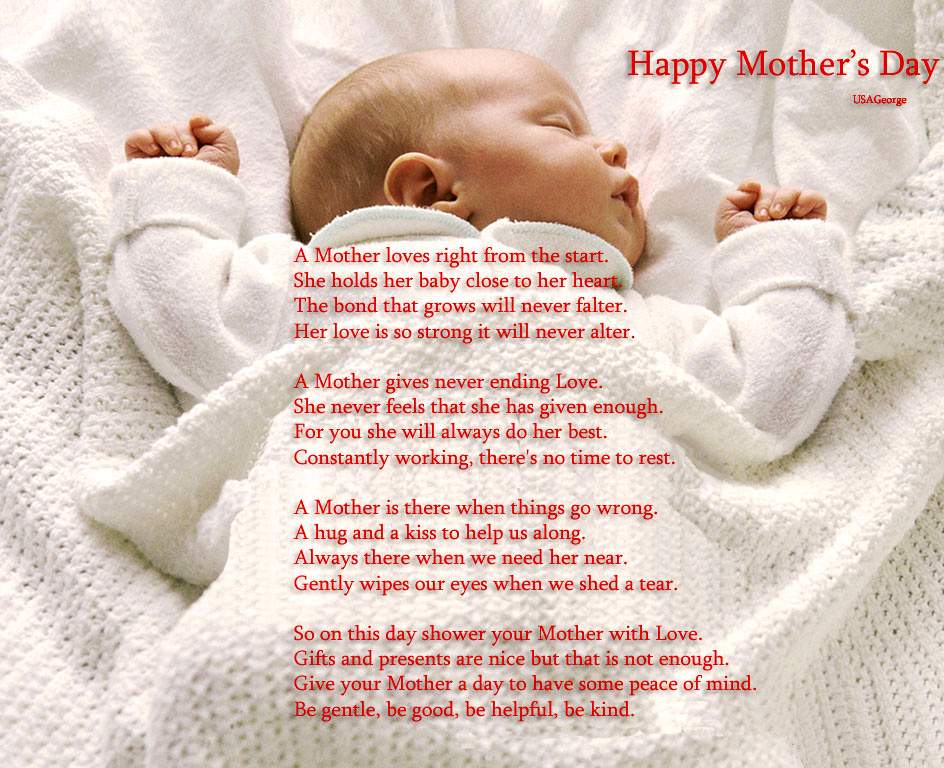 Happy Mothers Day 09 May 2011 ~ Amazing Quotes Stories And ...