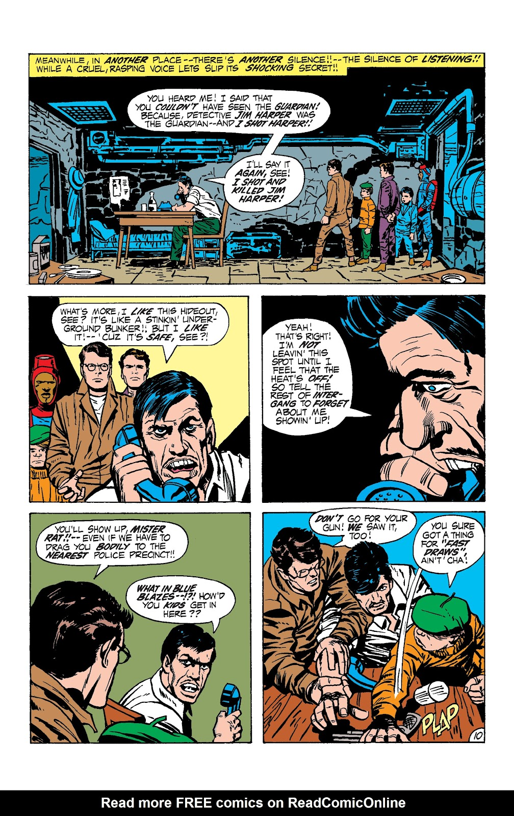 Read online Superman's Pal, Jimmy Olsen by Jack Kirby comic -  Issue # TPB (Part 3) - 24