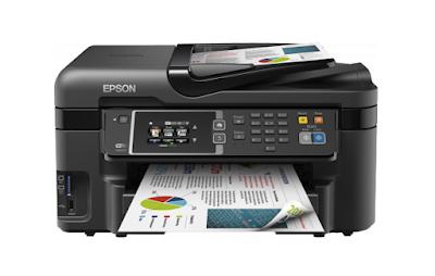 Epson Workforce WF-3620DWF Drivers Downloads