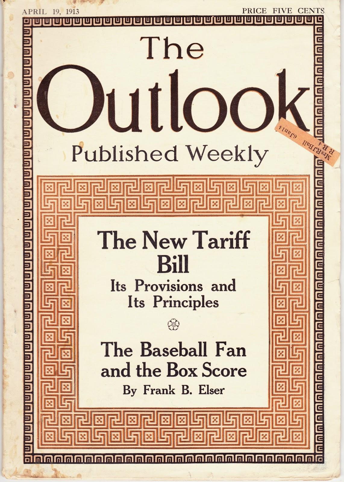 1913 essay on the baseball box score 1913 essay on the baseball box score