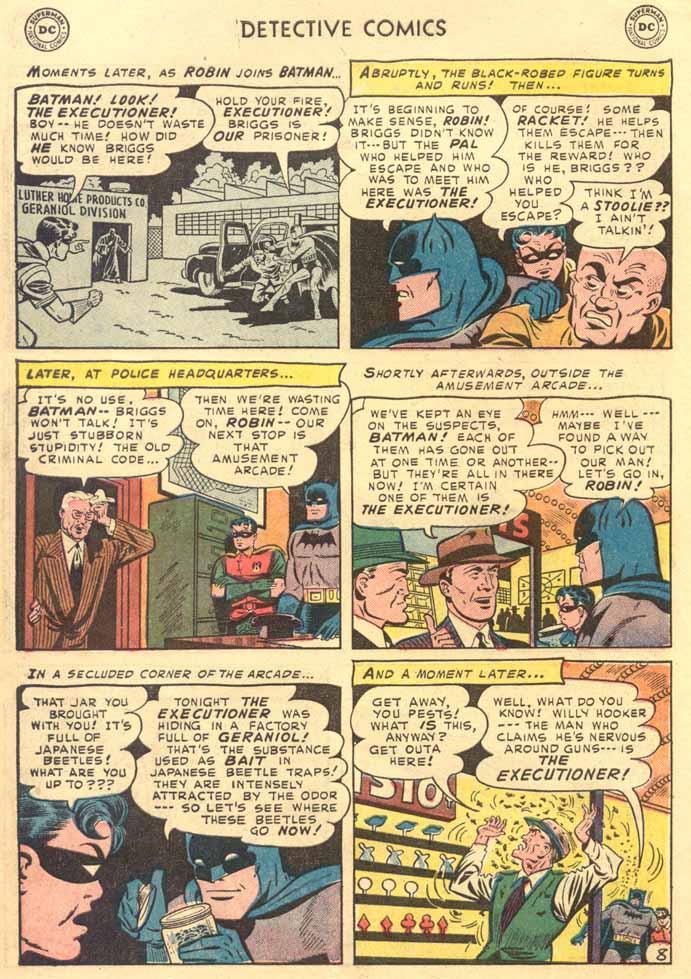 Read online Detective Comics (1937) comic -  Issue #191 - 10