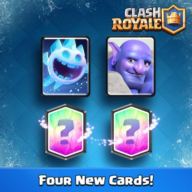 Bocoran Update Baru Clash Royale July! Kartu Baru, Bowler Ice Spirit, Kartu Clash Royale Terbaru Ice Spirit, Kartu Clash Royale Terbaru Bowler.