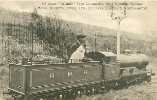 'Atlantic' Type Locomotive by Bassett-Lowke