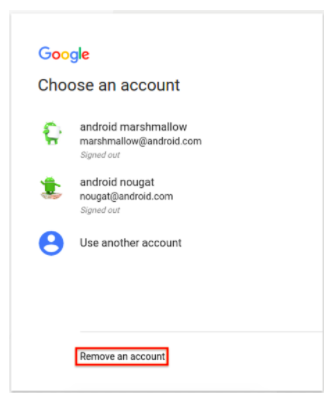 G Suite Updates Blog: Update: Refreshing the Google Accounts