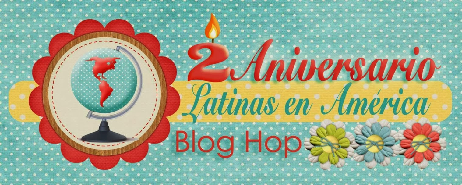 Latinas en America- 2do Aniversario