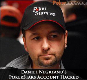 Daniel Negreanu Pokerstar