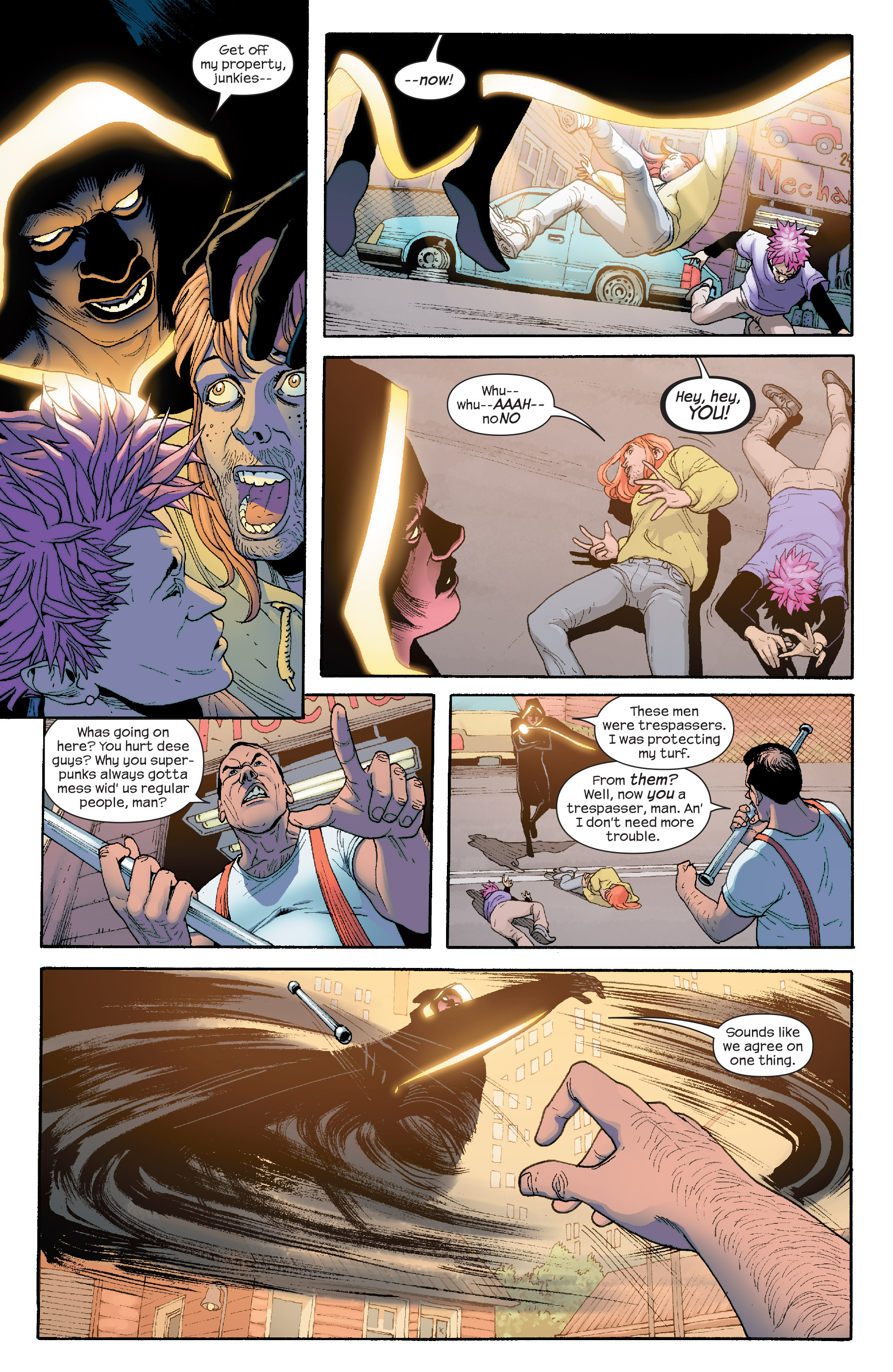 Read online All-New Ultimates comic -  Issue #4 - 9