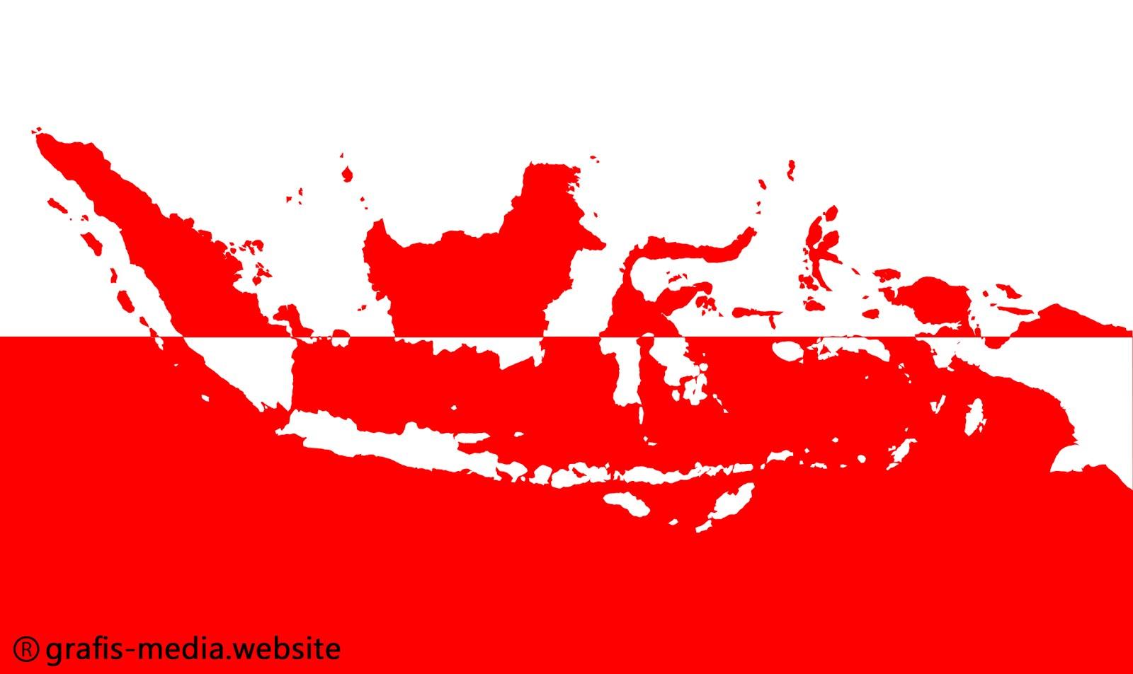 6 Gambar Bendera Merah Putih Keren  GRAFIS  MEDIA