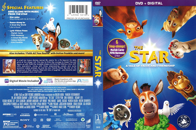 The Star DVD Cover