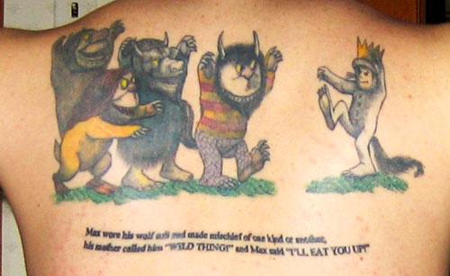 Review Me Twice: Literary Tattoos