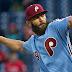 MLB: Jake Arrieta lució y los Filis blanquearon a los Piratas