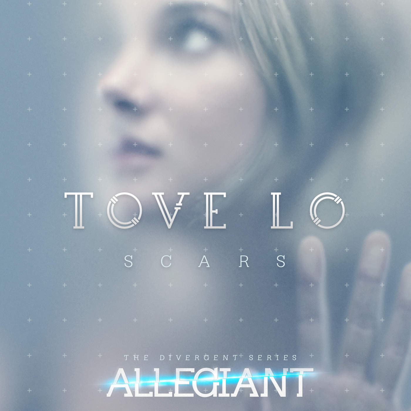"""Tove Lo - Scars (From """"The Divergent Series: Allegiant"""") - Single  Cover"""