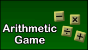 Cool Math Games Arithmetic Game
