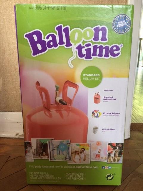 Rainbowsaretoobeautiful: Helium balloon learning and motor