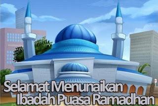 Ceramah Kultum Ramadhan : Kesalahan Orang Berpuasa