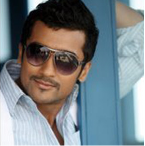 Actor Surya Body Workout
