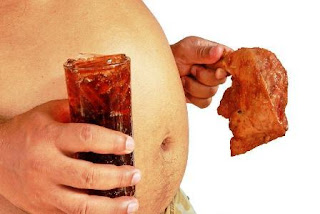 Hindari 5 Jenis Makanan Ini Bila Tidak Ingin Perut Menjadi 'Buncit'