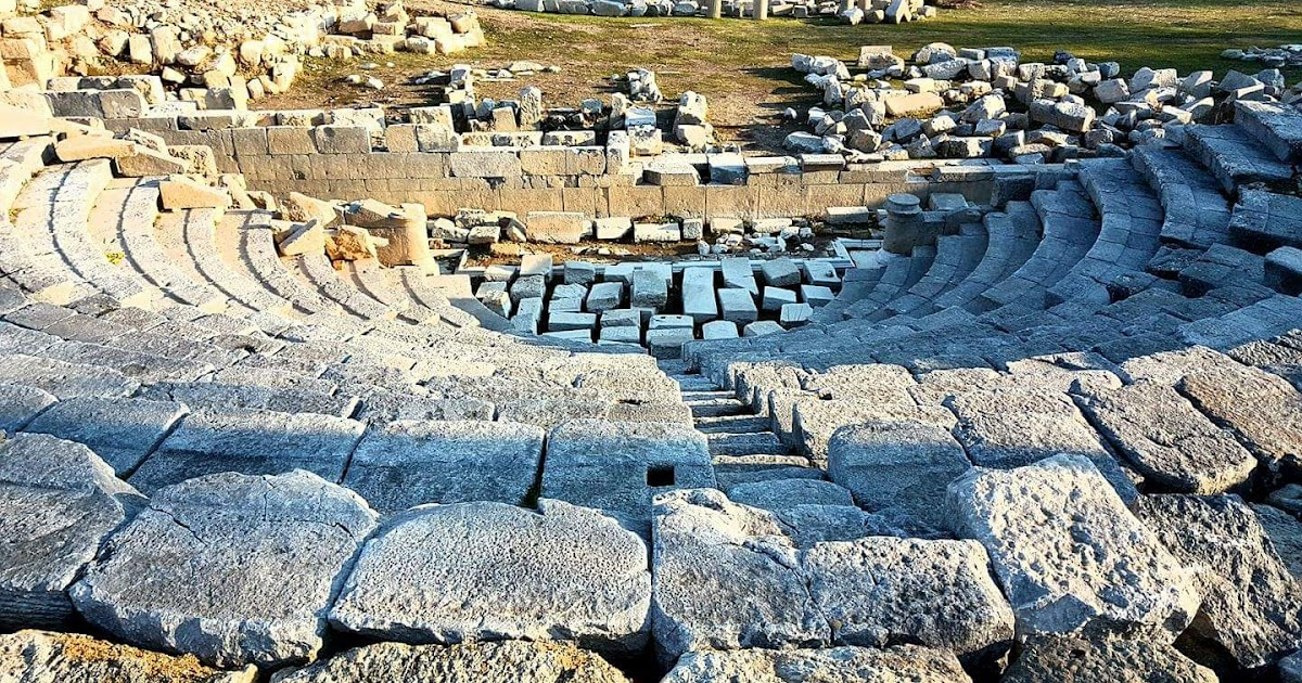 Teos Ancient City