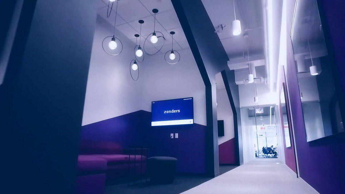 Фотографии с открытия офиса Zonders 3