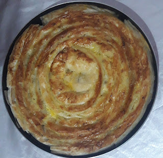 Saryer Böreği