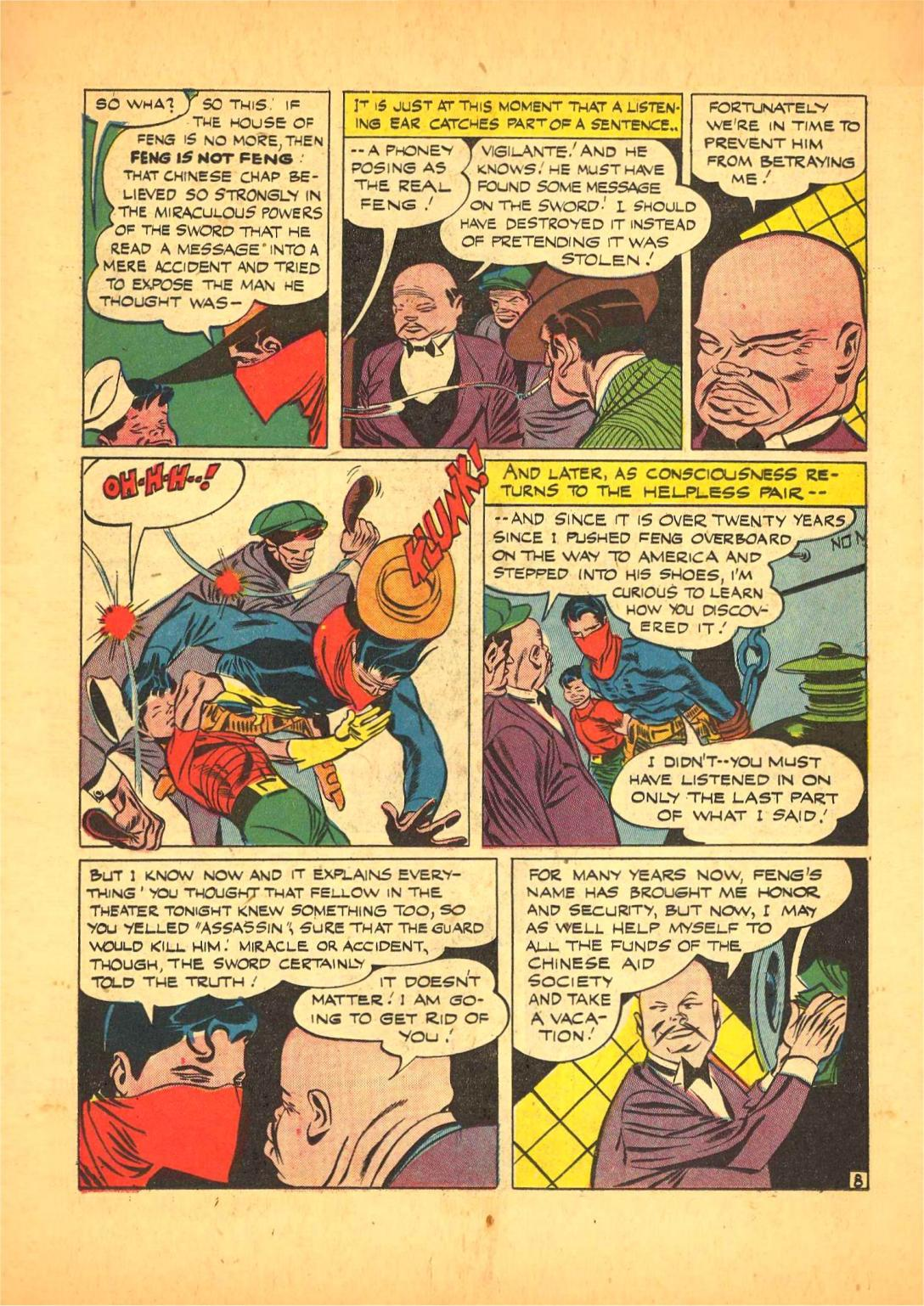 Read online Action Comics (1938) comic -  Issue #66 - 23