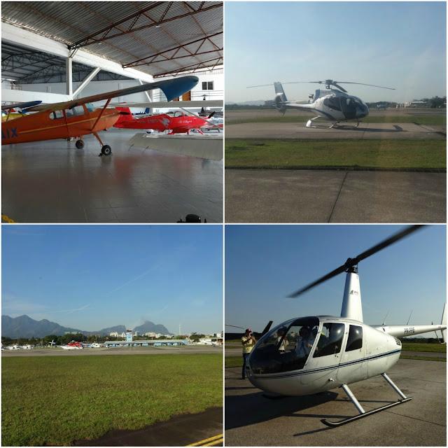 passeio - sobrevoando o Rio de Janeiro de helicóptero com a Comandante Nobre
