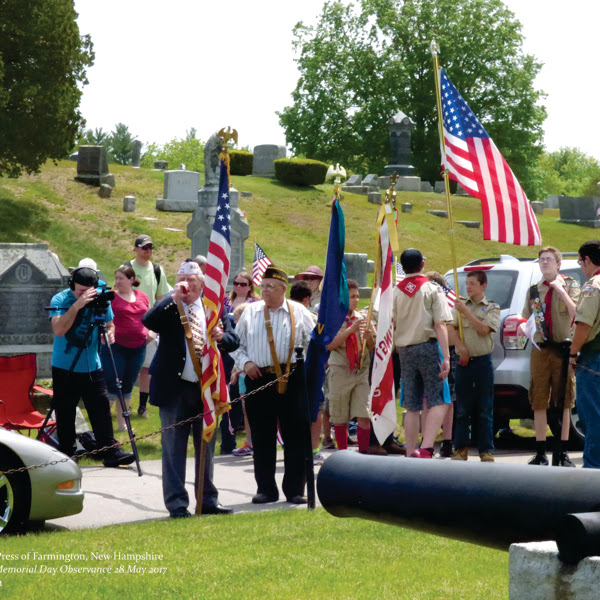 Remembering the 2017 Memorial Day Observance