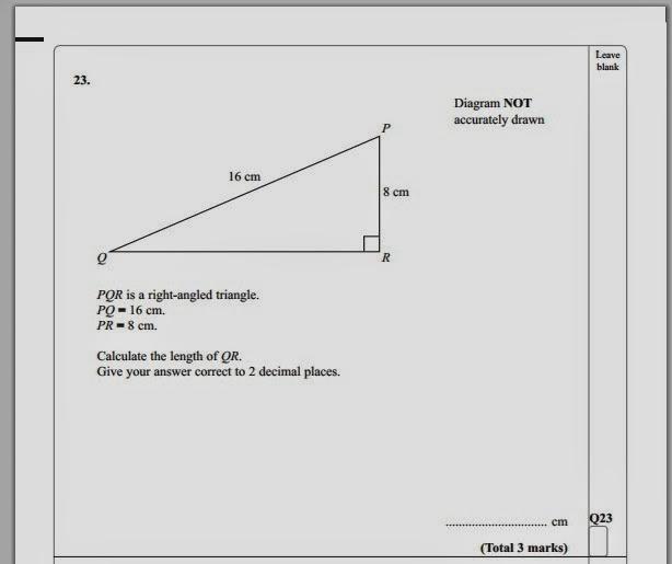 The Maths Magpie: 2014