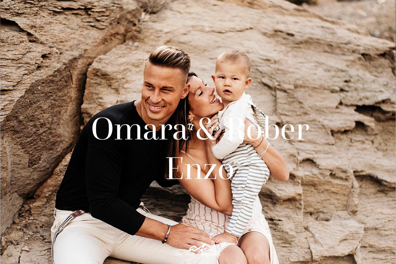 Omara & Rober, Enzo. Sesión de Familia en Gran Canaria. Abril 2018