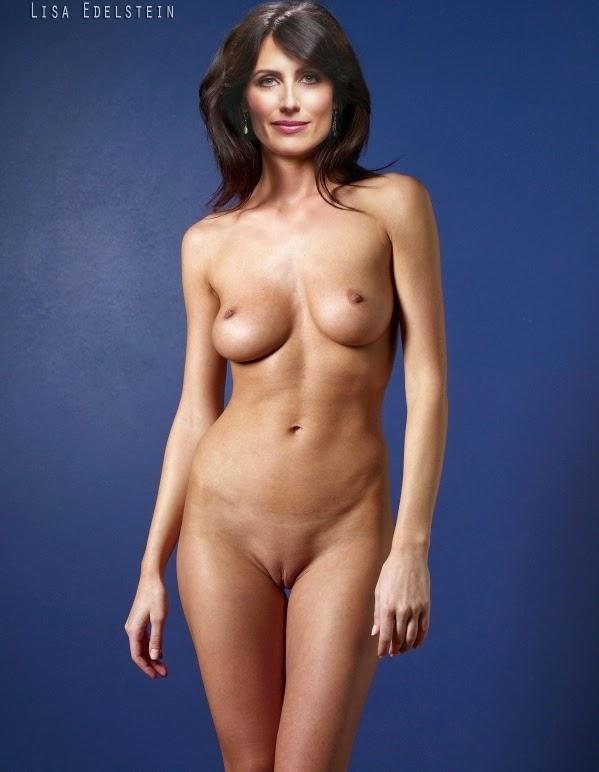 Lisa edelstein naked