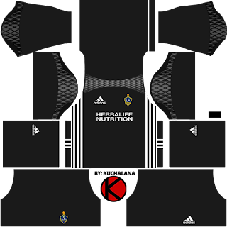 LA Galaxy 2016 - Dream League Soccer Kits and FTS15