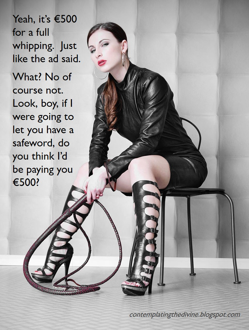 Merciless whipping by domina 5