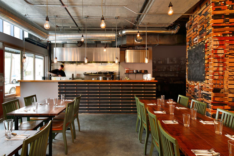 Restaurant Interior Design Seattle : Imagine these restaurant interior design nue