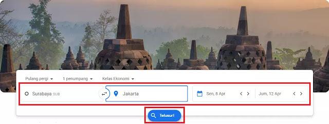 Tips Mencari Tiket Pesawat Termurah Dengan Google Flights-1-1