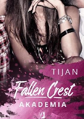 """Fallen Crest. Akademia"" Tijan"