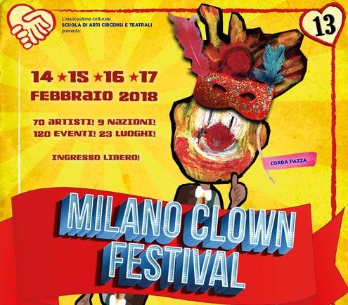 circo clown sito di incontri