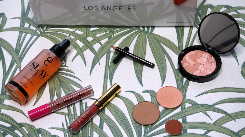 Best of USA Los Angeles beauty box